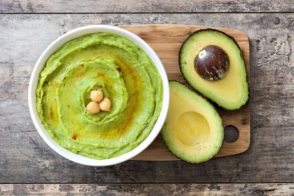 Fastenhaus Dunst, besser essen, vegetarische Rezepte, Avocado