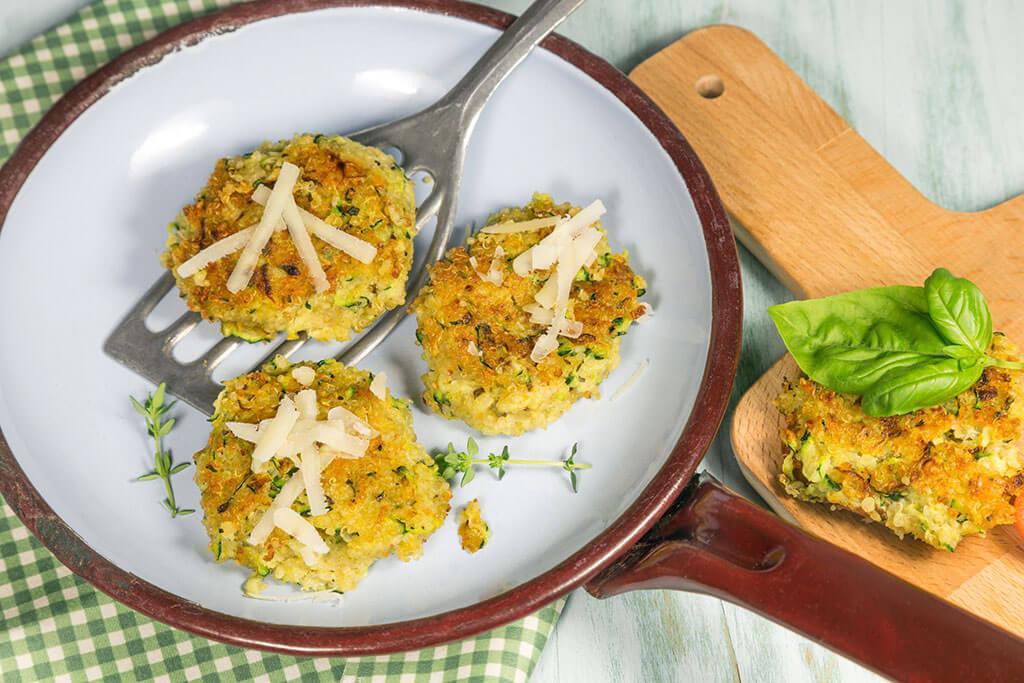 Fastenhaus Dunst, Quinoa pikant Rezepte, besser essen